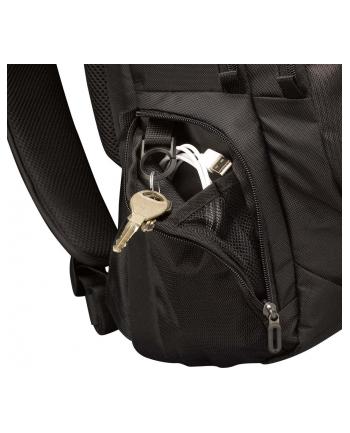 Case Logic RBP217 Notebook Backpack For 17.3''/ Nylon/ Black/ For (41.6 x 4.6 x 30 cm)