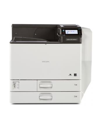 RICOH Aficio SP C830DN, 45str/min, kolor, A3, karta sieciowa,dupleks dotykowy pa