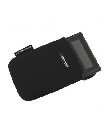 ESPERANZA Etui na Tablet 7''  ET171B | Czarny / Czarny | GRUBY NEOPREN 3mm