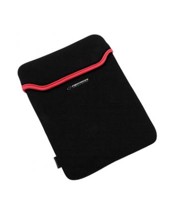 ESPERANZA Etui na Tablet 7''  ET171B | Czarny / Czerwony | GRUBY NEOPREN 3mm