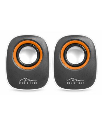 IBO - Głośniki stereofoniczne zasilane z portu USB, RMS 6W