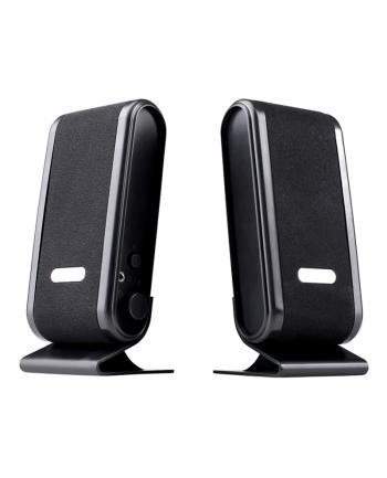 Głośniki 2+0 TRACER Quanto Black USB