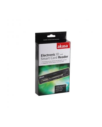 CZYTNIK KART ID i Smart Card Port AK-ICR-09