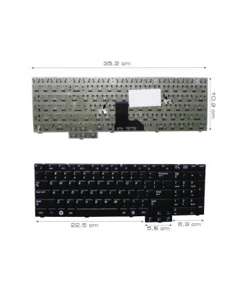 Klawiatura do notebooka SAMSUNG R525 R530 R540 R620 BLACK