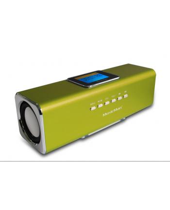 MusicMan MA Display soundstation green