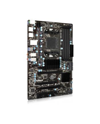 ASROCK 970 Pro3 R2.0 AMD 970 Socket AM3+ (2xPCX/DZW/GLAN/SATA3/USB3/RAID/DDR3/CROSSFIRE)