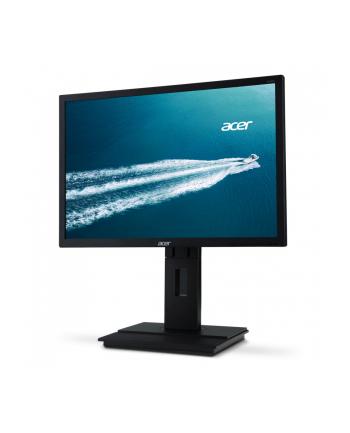 Acer LED B226WLymdr 22'' 16:10 5ms 100M:1 DVI HAS pivot szary TCO6.0