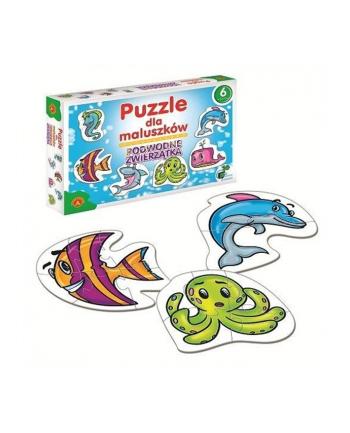 ALEXANDER Puzzle dla Maluszków Podwodne