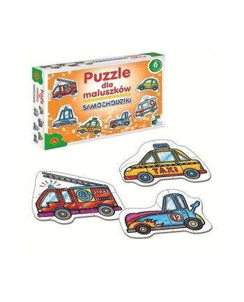 ALEXANDER Puzzle dla Maluszków Samochód