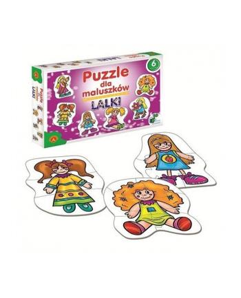 ALEXANDER Puzzle dla Maluszków Lalki