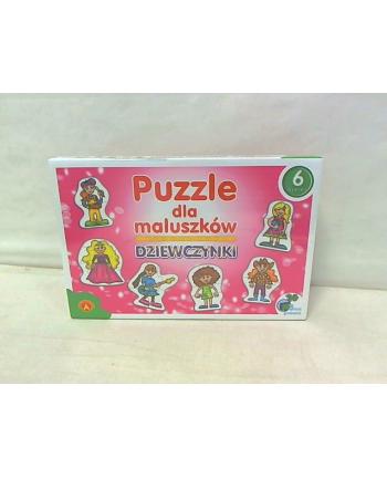 ALEXANDER Puzzle dla Maluszków Dziewczyn