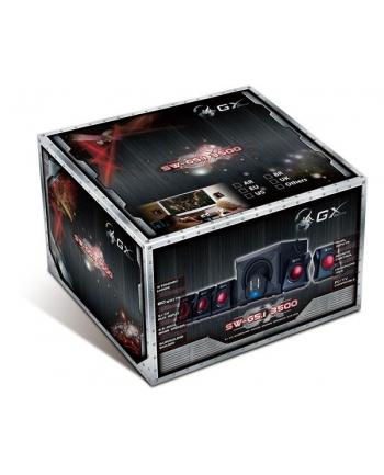 Głośniki SW G5.1 3500 gaming 80W, volume control