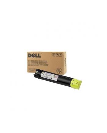 Dell 5130cdn Standard Capacity Yellow Toner - Kit | 6000 str.