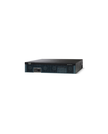 Cisco 2921 Voice Sec CUBE Bundle, PVDM3-32, UC and SEC License PAK,  FL-CUBEE-25