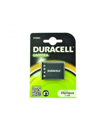 Akumulator do aparatu 3.7v 630mAh DR9664