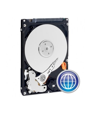 Dysk twardy WD Blue, 2.5'', 750GB, SATA/600, 5400RPM, 8MB cache