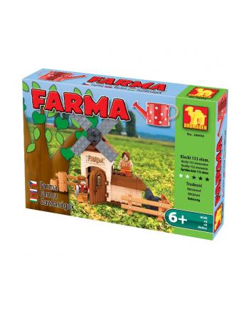 DROMADER Klocki Farma 153 el.