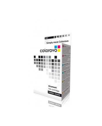 Atrament COLOROVO 655-BK | black | 21 ml | 710 str. | HP 655 (CZ109AE)