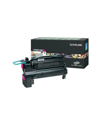 Lexmark C792 Magenta Extra High Yield Return Program Print Cartridge (20K) for C792de / C792de Gov HV / C792de Gov LV / C792dhe / C792dhe Gov LV / C792dte / C792e