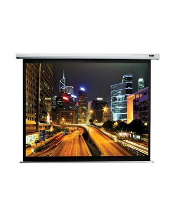 Elite Screens Electric84H Spectrum Screen 84'' 16:9 / Diagonal 210cm, W 185,9cm x H 104,6cm / Black case / Electric-motorized screen / Wall & ceiling installation / 160 Degrees viewing angle / Infrared remote control / 12 volt trigger / Eas