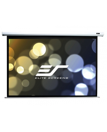 Elite Screens VMAX180XWV PLUS4 Electric Screen 180'' 4:3 / Diagonal 457.2cm, W 365,8cm x H 274,3cm / White Case / 160° view angle / MaxWhite(Seamless) material / Gain 1.1 / IR remote control