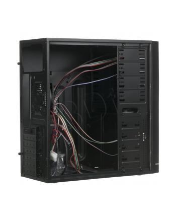 TACENS INITIO II PRO, USB 3.0, Obudowa ATX, czarna (bez zasilacza)