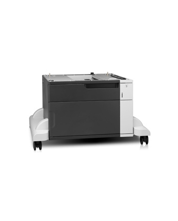 LaserJet 1x500-sheet Feeder with Cabinet and Stand (CF243A)
