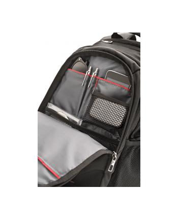 Plecak SAMSONITE 88U09006 17.3'' GUARDIT komputer, dok., tablet, kiesz., czarny