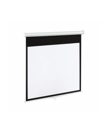 Ekran elektryczny 4:3 84''170x127cm matte white z pilotem