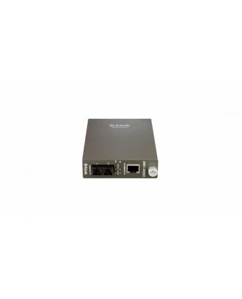 10/100  to 100BaseFX (SC) Multimode Media Converter