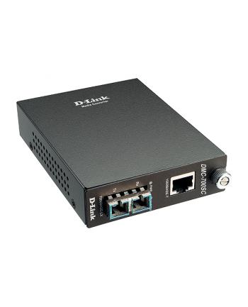 1000BaseT to 1000BaseSX (SC) Multimode Media Converter