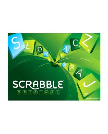 MATTEL Gra Scrabble Original