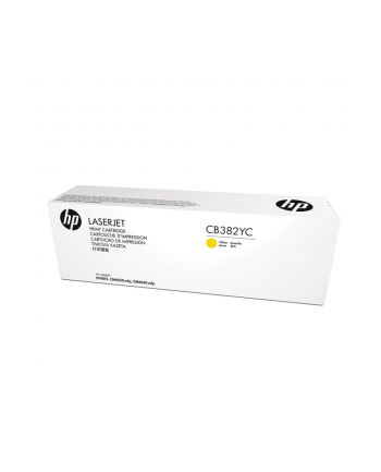 Toner HP yellow | 21000str | CP6015 | contract
