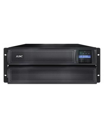APC Smart-UPS X 3000VA Rack/Tower LCD 230V with Network Card