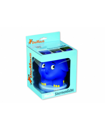 Lampka-maskotka-kołysanka Starlight Die Maus Elephant