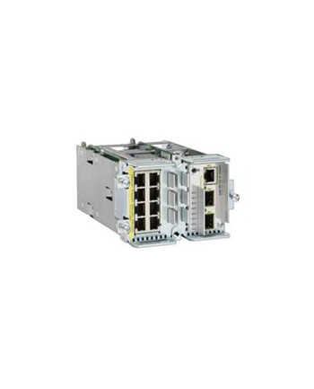 Cisco EtherSwitch 8x 10/100T (4 PoE) ports + 2 100/1000 SFP