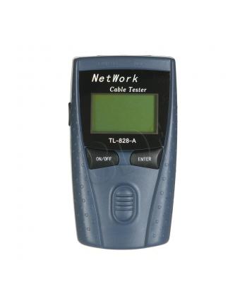 Tester wielofunkcyjny LCD TL-828    NI021