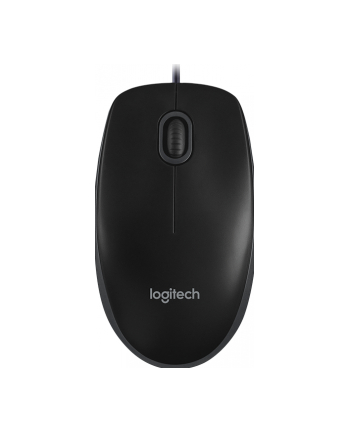B100 Optical USB Mouse for Business, black