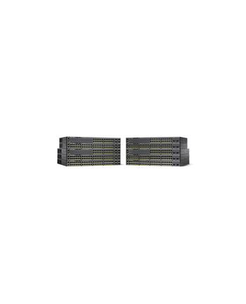 Cisco Catalyst 2960-XR 48 GigE PoE 370W, 2 x 10G SFP+, IP Lite