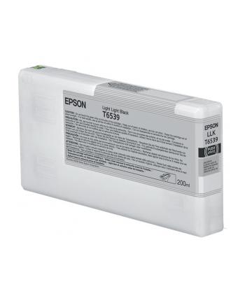 Tusz Epson T6539 Light Light Black | 200 ml | 4900