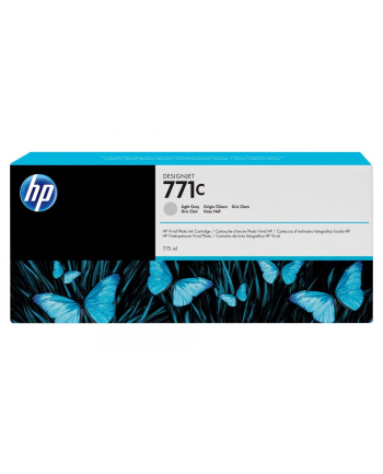Tusz  HP Designjet 771C light gray | 775 ml