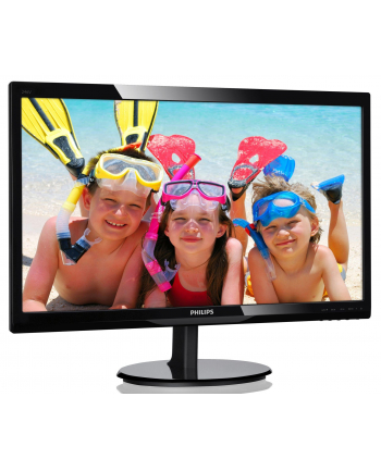 Monitor LCD 24'' LED PHILIPS 246V5LHAB/00 HDMI głośniki