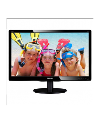 Monitor LCD 24'' LED PHILIPS 246V5LSB/00 DVI