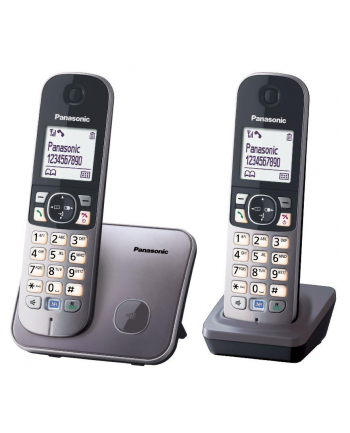 TELEFON PANASONIC KX-TG6812 PDM