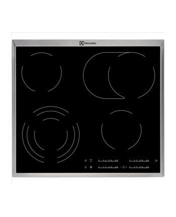 Płyta ceramiczna ELECTROLUX EHF 46547XK (elektryczna / czarna / 7100W)