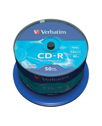 Verbatim CD-R [ cake box 50   700MB   52x   DataLife ]