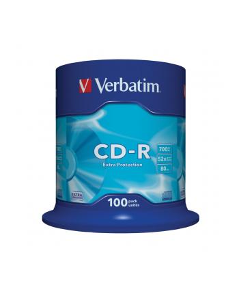Verbatim CD-R [ cake box 100   700MB   52x   DataLife ]
