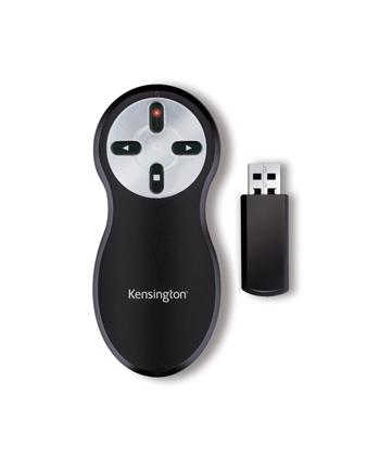 Pilot do prezentacji KENSINGTON Wireless Presentation Remote 2,4 Ghz