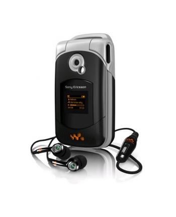 Sony Ericsson W300i simlock,czarny