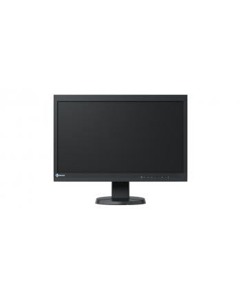 EIZO Monitor LCD 23'' CS230-BK, ColorEdge, kalibracja sprzętowa, zintegrowany kalibrator, sRGB, 1920x1080, czarny.